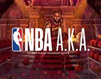 NBA A.K.A.