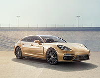 Porsche CGI - In House gloss