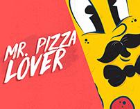 Mr. Pizza Lover
