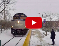 AMTRAK Downeaster: All Aboard! Film