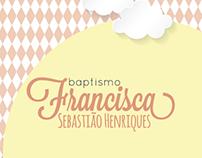 FRANCISCA - baptism