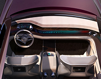 Bentley Mulsanne 2030 Concept Interior