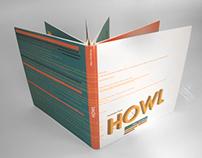 Howl by Allen Ginsberg: Interactive Book