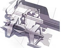 Racecar 2116