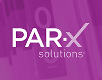 PARx Solutions Website and Identity