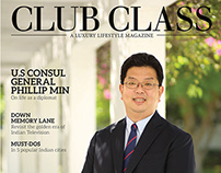 Mr. Phillip Min for Club Class