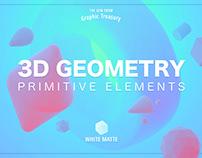 3D Geometry — Primitive Elements