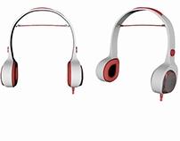 Product Design - Astroman Small Headphones
