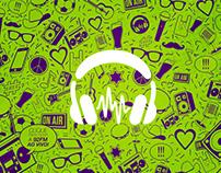 92FM | Ilustração Digital
