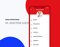 Book Online Appointment | Mobile App