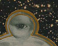 Dadá en Penumbras -Collage