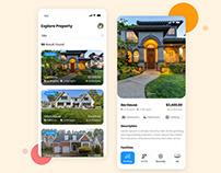 Best Real Estate App UI for Sketch