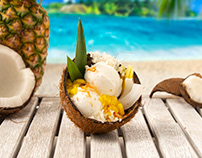 Pina Colada Product Launch