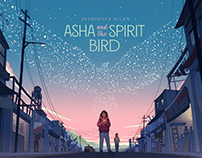 Asha and the Spirit Bird by Jasbinder Bilan