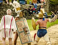 Gladiatorenfest Carnuntum 2014