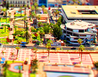Centro de Arica-Chile