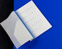 Monogami - Font Design & Specimen