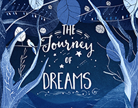"""The Journey of Dream"" book cover"