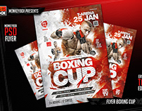 Flyer Boxing Cup
