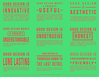 As designers, we have a great responsibility.