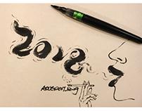 刚同事纷纷说明年见!顿感时间飞逝,新旧交替在即,2017的优雅与情谊,期待在2018交融、扩散~~~!