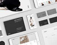 Cocos store. Web design & Branding