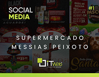 Social Media | Supermercado Messias Peixoto #1