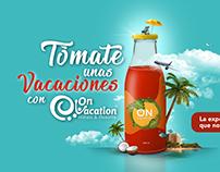 Tómate unas vacaciones con On Vacation