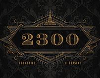 2300 . Cocktails & Cuisine