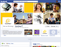 Social Media Designs for Cochlear