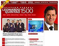 2010 - Campanha Leonardo Quintão Deputado Federal