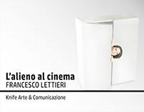 Booklet cd - L'alieno al cinema