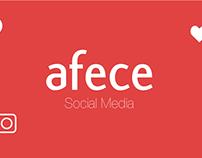 Afece - Social Media