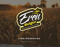 Eren Bulgur - Logo+Webdesign
