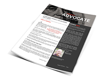 The Producer's Advocate - Newsletter