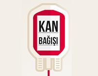 Fatih Üniversitesi // Kan Bağışı İnfografik