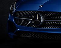 Mercedes AMG GT | CGI