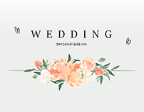 WEDDING PERSONALIZATION