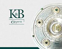 Koch & Bergfeld Corpus Rebranding