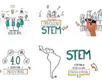 STEM // Video animado