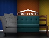 Home Center Rebrand