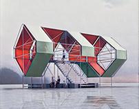 Hex Pavilion ///