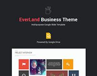 Everland Google Theme