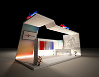 Oil Energy Booth