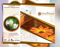 Tri-Fold Brochure Merche Alcaide