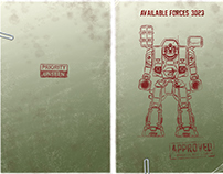 Battletech - Graphic Design