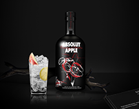 Redesign of Absolut Vodka - Promotion (PART II)
