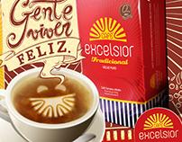 Pra gente viver feliz - Café Excelsior