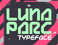 Luna Parc Typeface
