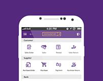 Chotaventory - Mobile App